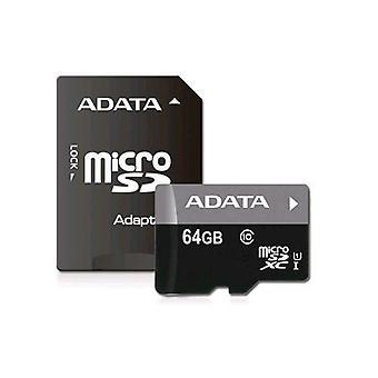 Adata ausdx64guicl10 64gb microsdhc class 10