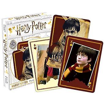 Carta da gioco - Harry Potter - Harry Poker Nuovo 52569