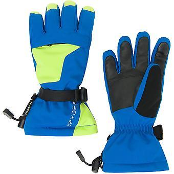 Spyder COULOIR Gore-Tex Jungen Ski Handschuhe glory