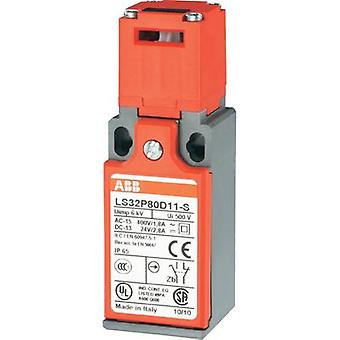 Safety button 400 Vac 1.8 A separate actuator momentary ABB LS32P80D11-S IP65 1 pc(s)