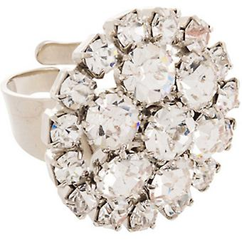 Martine Wester Crystal Cluster Ring