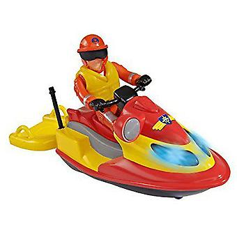 Simba Juno Jet Ski, Fireman Sam (Kids , Toys , Vehicles , Mini Cars)