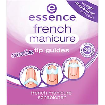 Essence Guide French Manicure (Donna , Make Up , Unghie , Kits Manicure Francese)