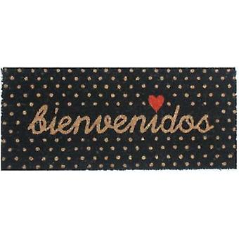 Aramis Doormat  Welcome  Heart (Home , Textile , Doormats)