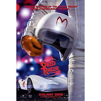 Speed Racer-Film-Poster (11 x 17)