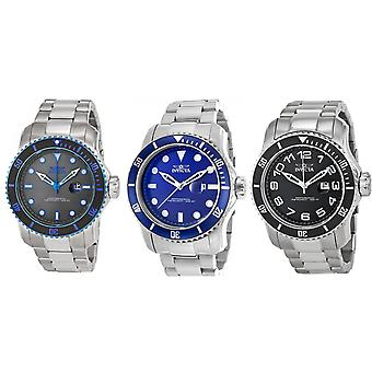Invicta Men's Stainless Steel Pro Diver Analog Display Japanese Quartz Watch