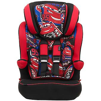 Obaby Group 1/2/3 Highback Booster Seat Disney Cars