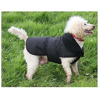 Dartmoor frakke sort 35cm (14