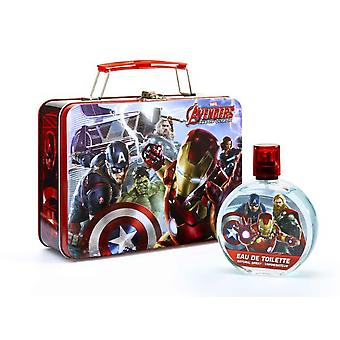 Avengers Metallic Edt 100 Ml in September (Kinder , Parfum)