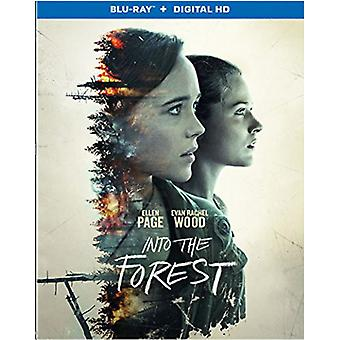 Into the Forest [Blu-ray] USA import