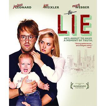 Leugen [Blu-ray] USA import
