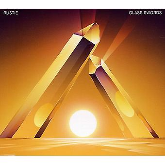 Rustie - Glass Swords [CD] USA import