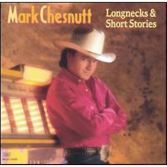 Mark Chesnutt - Longnecks & noveller [CD] USA import