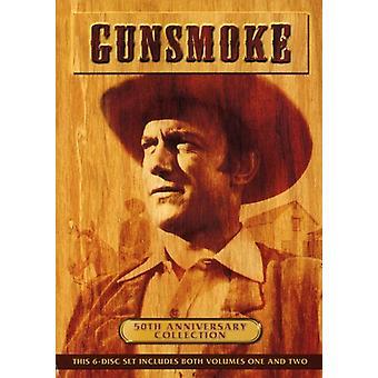 Gunsmoke - Gunsmoke: Vol. 1-2 importare 50th Anniversary ed. [DVD] Stati Uniti d'America
