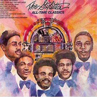 Stylistics - All Time Classics [CD] USA import