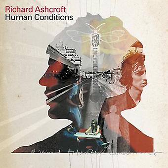 Richard Ashcroft - menneskelige betingelser [CD] USA import