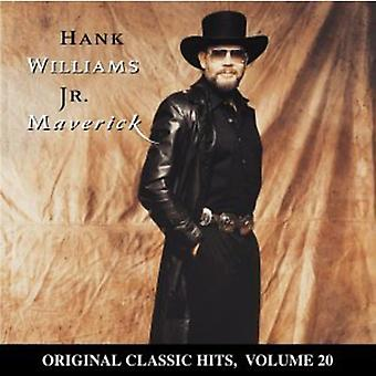 Hank Williams Jr. - Maverick [CD] USA importerer