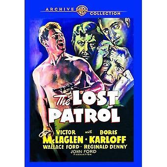 Lost Patrol (1934) [DVD] USA importeren