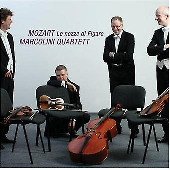 W.a. Mozart - Mozart: Le Nozze Di Figaro (Arrangement for strygekvartet) [CD] USA import
