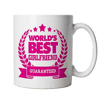 Vectorbomb, World's Best Girlfriend, Mug