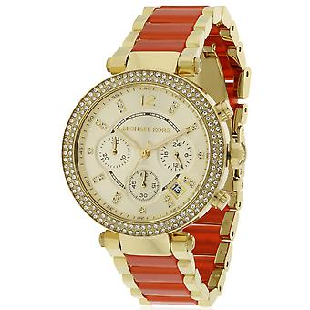 Michael Kors Parker Two-Tone Ladies Watch MK6139