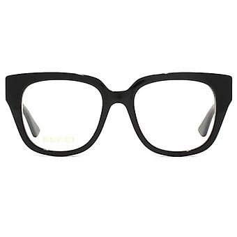 Gucci GG0037O Glasses In Black