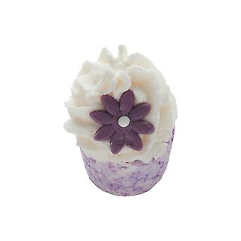 Bom cosmetica Violet nacht bad Mallow 30g