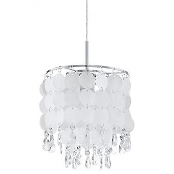 Eglo FEDRA Crystal Beaded Ceiling Pendant
