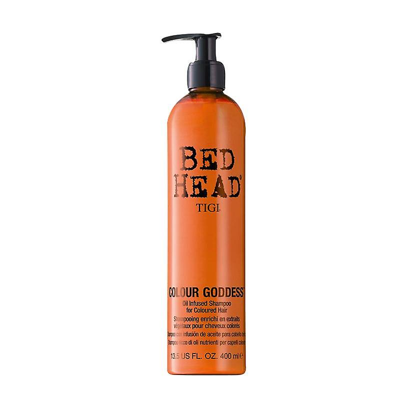 Tigi Bed Head Colour Goddess Oil Infused Shampoo 400ml