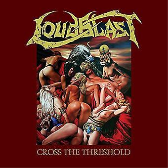 Loudblast - på tværs af tærsklen [CD] USA importen