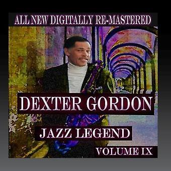 Dexter Gordon - Dexter Gordon - volym 9 [CD] USA import