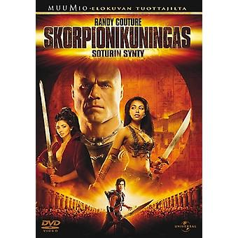 Scorpion King: the birth of the Warrior (DVD)