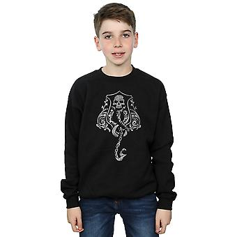 Harry Potter Boys Dark Mark Crest Sweatshirt
