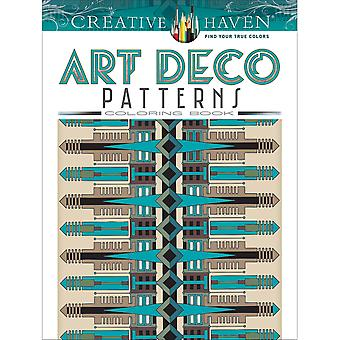 Dover Publications-Creative Haven: Art Deco Patterns DOV-09102