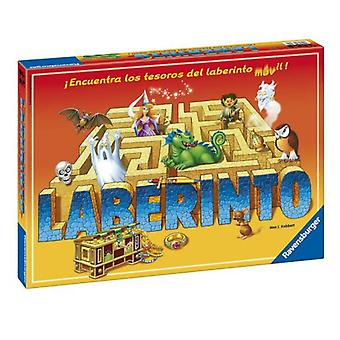 Ravensburger The labyrinth (Speelgoed , Bordspellen , Strategie)