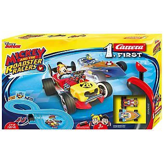 Carrera First - Mickey Roadster Racers (2,4m)