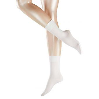 Falke Sensitive Granada Midcalf Socks - White