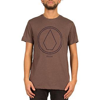 Volcom Pinline sten kort ärm T-Shirt