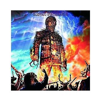 Iron Maiden Wicker Man new Official any occasion Greeting Card