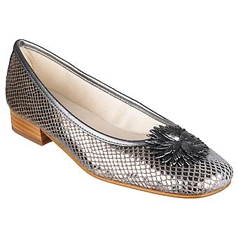 Riva La Plaque Ballerina women's Shoes