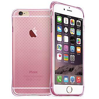 iPhone 6s Air Cushion Gel Case - Pink
