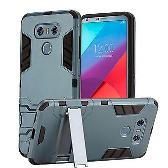 LG G6 Armour Kickstand - Blue