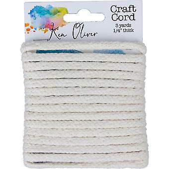 Ken Oliver 100% Cotton Craft Cord .25