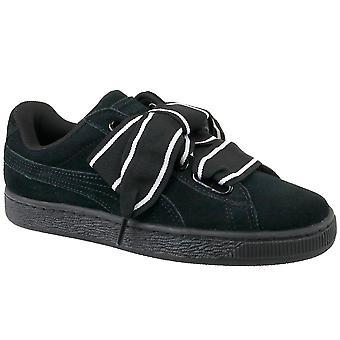 Puma Suede Heart Satin II 364084-01 Womens sneakers