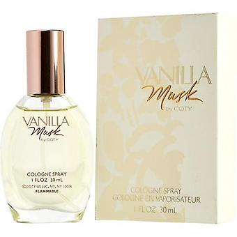 Vanilla Musk By Coty Cologne Spray 1 Oz