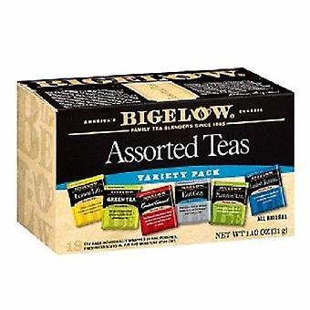 Bigelow blandade olika Pack te