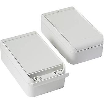 Universal enclosure 120 x 90 x 50 ASA+PC Light grey (RAL 7035)