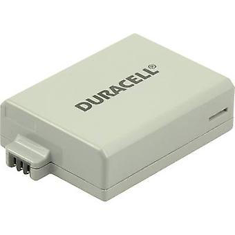 Camera battery Duracell replaces original battery LP-E5 7.4 V
