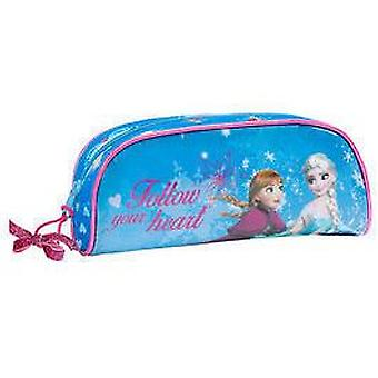 Safta Oval Frozen Case (Babies and Children , Toys , School Zone , Pencil Case)