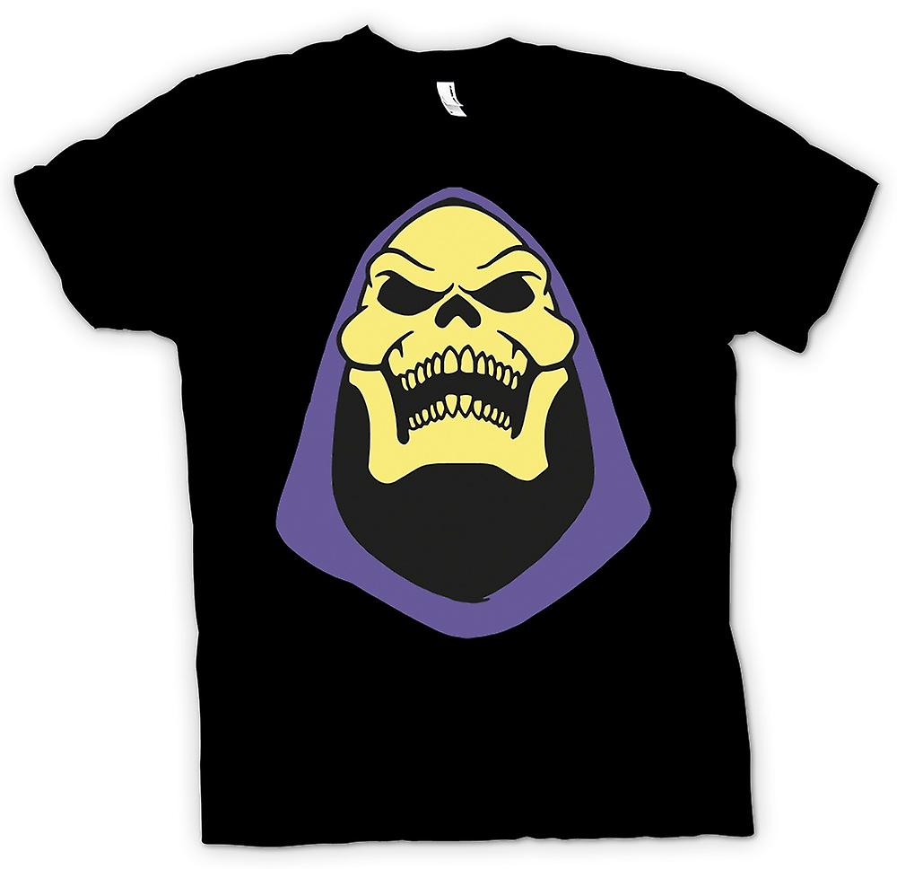 Womens T-shirt - Skeletor - hij Man